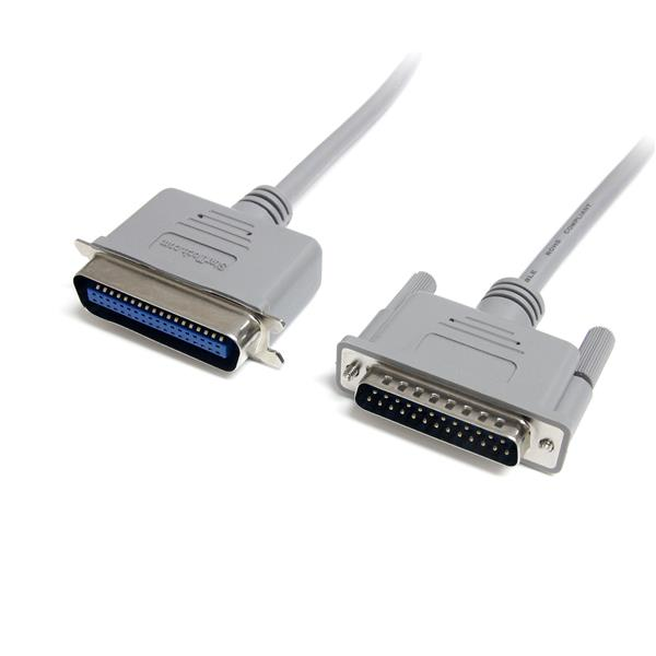 6 ft DB25 to Centronics 36 Parallel Printer Cable - M/M