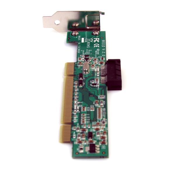 StarTech.com PEX1PCI1 PCI Express to PCI Adapter Card