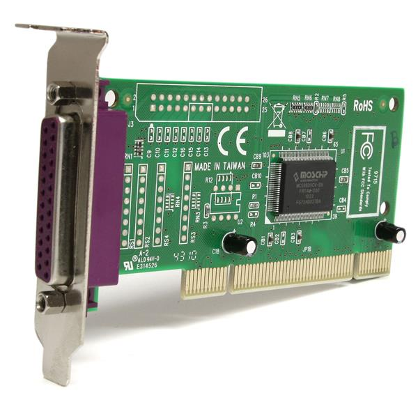 1 Port Low Profile PCI Parallel Adapter | PCI Parallel Cards ...