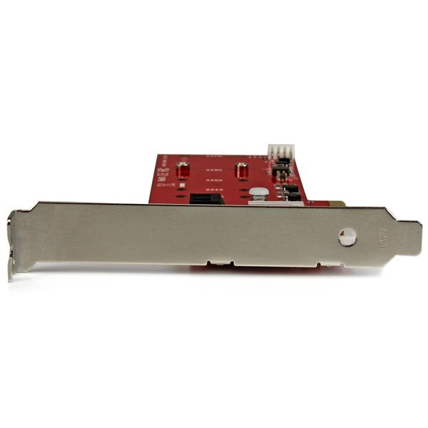 M 2 RAID Controller Card - PCI Express | SATA Cards | StarTech com