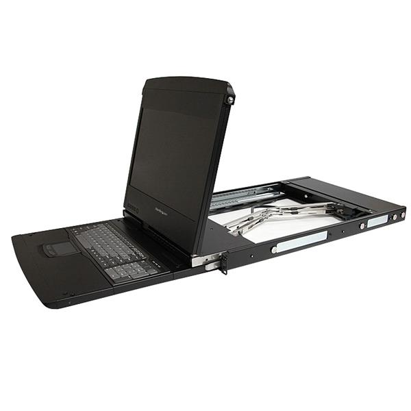 Rack Mount Lcd Console High Resolution 17in With