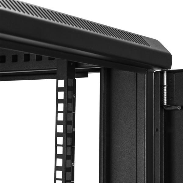 armoire serveur ou r seau 12u profondeur 31 startech. Black Bedroom Furniture Sets. Home Design Ideas