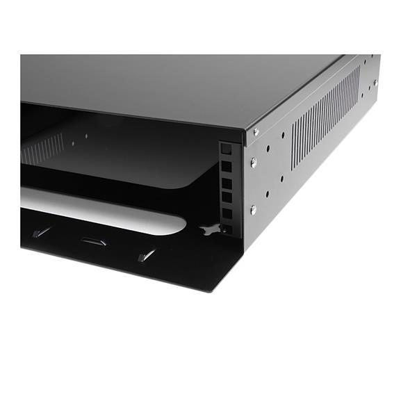 Wall-Mount Server Rack - 2U