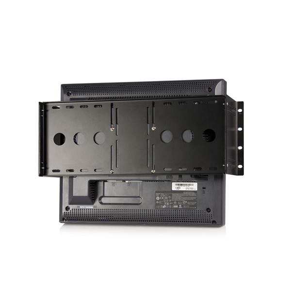 Thumbnail 3 For Universal Vesa Lcd Monitor Mounting Bracket 19in Rack Or Cabinet
