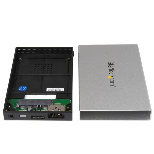 a6e9fb3d025a Thumbnail 3 for eSATAp / eSATA or USB 3.0 External 2.5in SATA III 6 Gbps