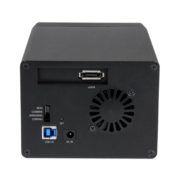 3.5 External Enclosure