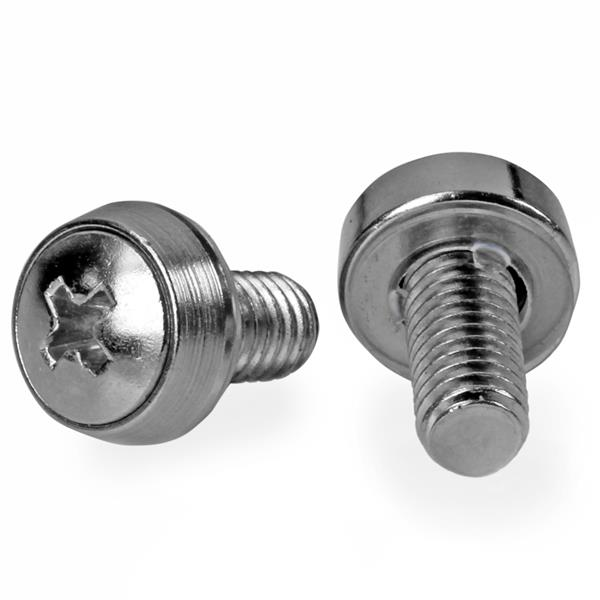 Large Image for M6 x 12mm - Mounting Screws - 100 Pack