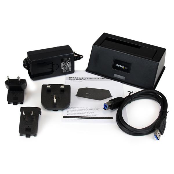 USB 3 0 SATA III Hard Drive Docking Station SSD / HDD with UASP