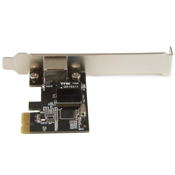 1-Port Gigabit Ethernet Network Card - PCI Express, Intel I210 NIC