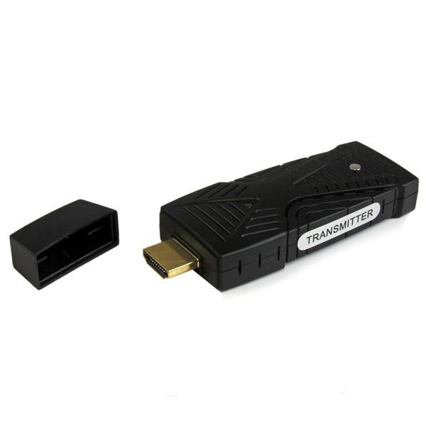 fr AV Extendeurs HDMI Kit extendeur video sans fil avec transmetteur portable pour ordinateurs portables Ultrabook  m~STWHDST