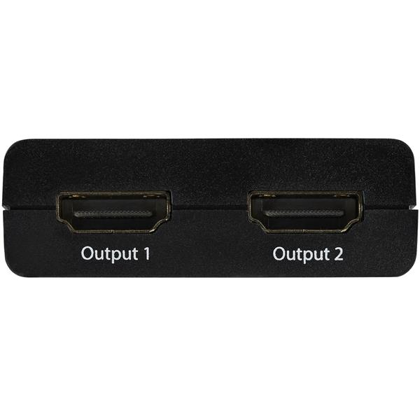 1x2 HDMI splitter with 4K Support | HDMI Splitters | StarTech.com Canada