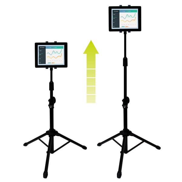 Portable Tablet Tripod Display Mounts Startech Com