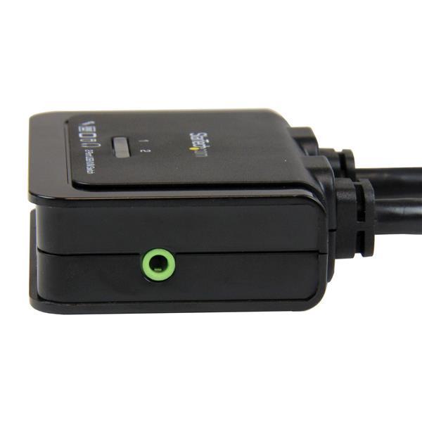 SV211HDUA StarTech.com 2 Port USB HDMI Brand New