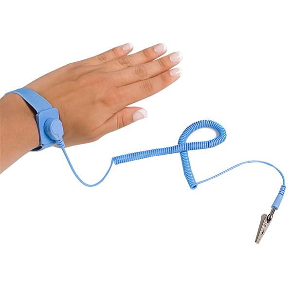 Various Anti Static Devices For Computers : Esd anti static wrist strap band products