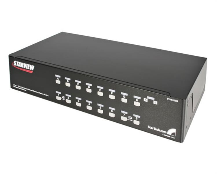 dual user 16 port 1u rackmount ps 2 kvm switch with osd startech com rh startech com compaq series 4115 kvm switch manual compaq 4110 kvm switch manual