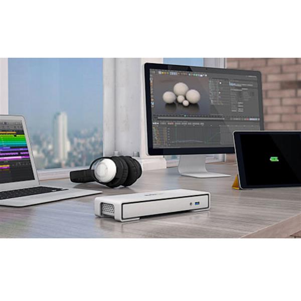 Thunderbolt 2 Displayport Hdmi 4kx2k Docking Station