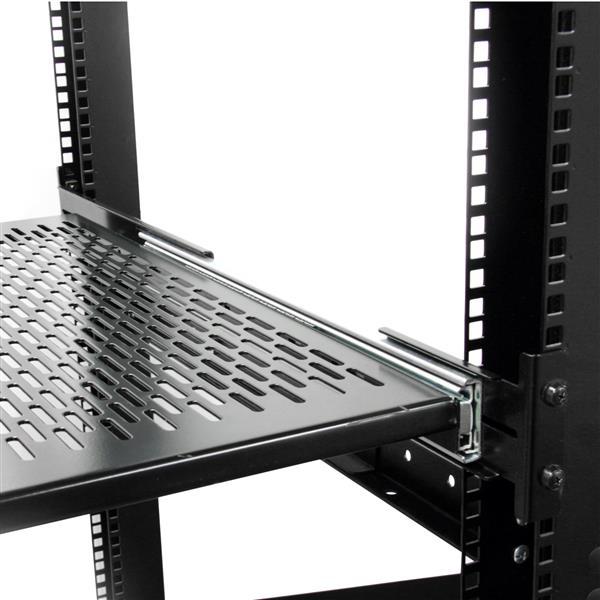 Server Rack Cabinet Shelf Startech Com