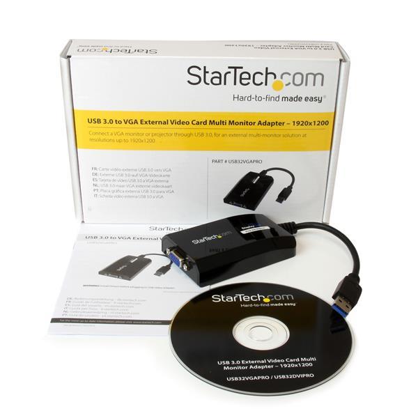 USB 3 0 to VGA Adapter - 1920x1200