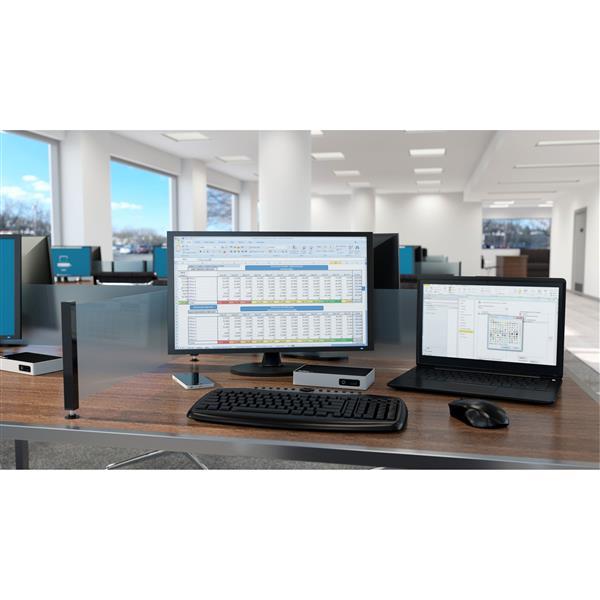 Usb 3 0 Docking Station 4k Displayport 3 X Usb 3 0