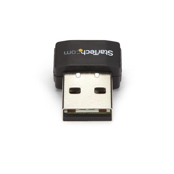 USB Wi-Fi Adapter - AC600 - Dual-Band Nano Wireless Adapter
