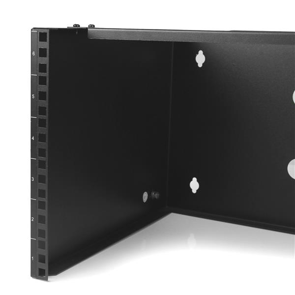 6u 12in Deep Wall Mounting Bracket Wallmount Server