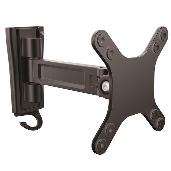 Wall Mount Monitor Arm Single Swivel Display Mounting