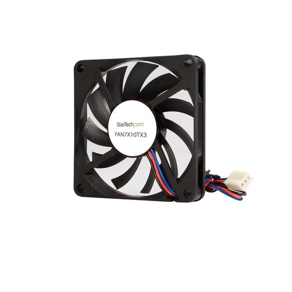 Replacement 70mm Tx3 Cpu Cooler Fan Computer Case Fans