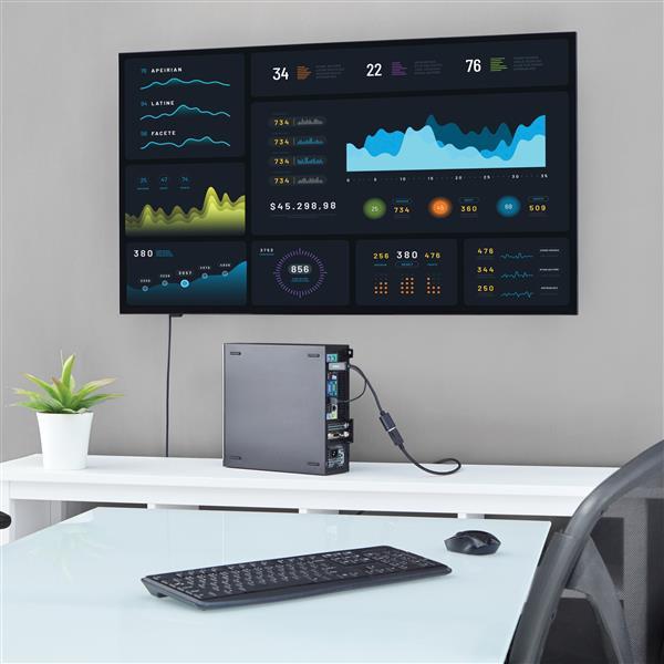 Convertitore HDMI a DisplayPort - 4K | StarTech.com Italia