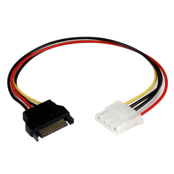 Sata To Lp4 Power Cable Adapter 12in Internal