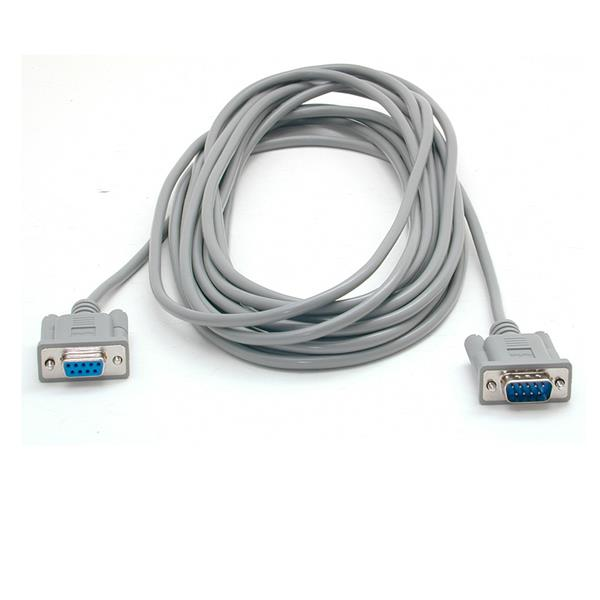 25 Ft Straight Through Serial Cable Db9 M F Serial