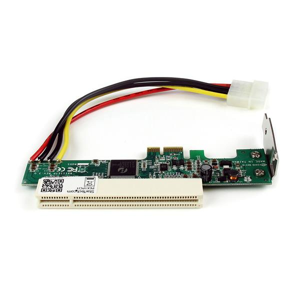 Pci Express To Pci Adapter Card Slot Conversion