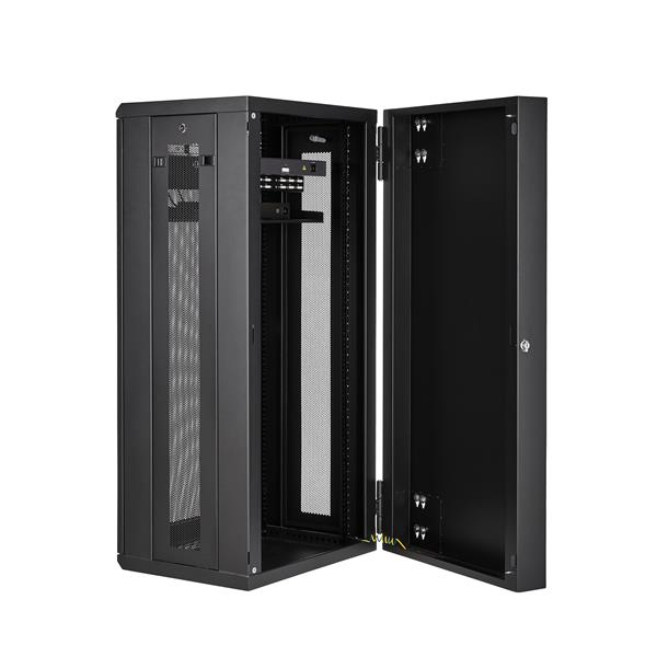 26u Wall Mount Server Rack Cabinet 16 Quot Deep Hinged