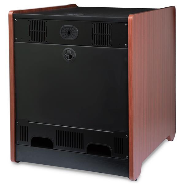 Server Cabinet With Wood Finish 12u Server Racks