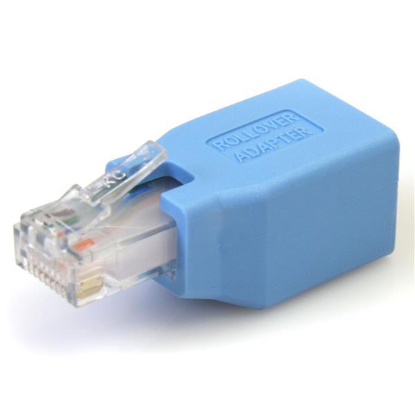 cisco console rollover adapter ethernet to cisco console