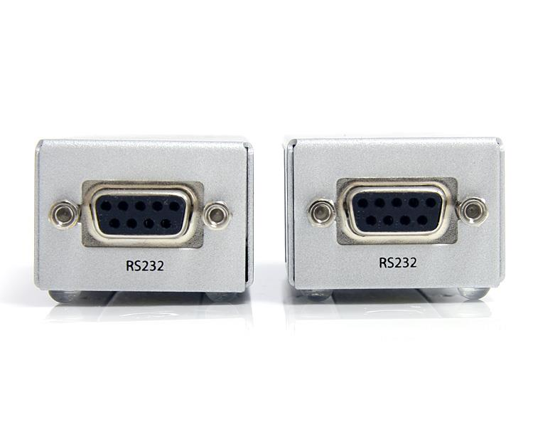 Extensor Serie A Trav 233 S De Cat5 Extensor Rs232 Ethernet