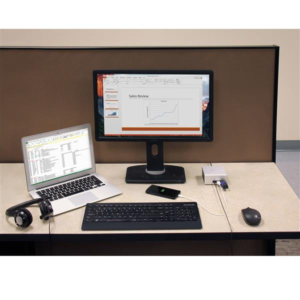 Universal Usb 3 0 Laptop Dock 4k Hdmi Compact