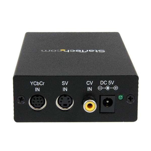 Composite S-Video to VGA Video Converter | Legacy Video ...  Composite S-Vid...