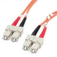 Multimode Duplex Fiber Cable (SC-SC)