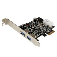 PCI Express USB 3 0 Card - 2-Port | USB 3 0 Cards | StarTech com