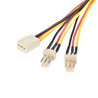 12in TX3 Fan Power Splitter Cable