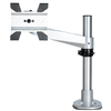 Desk Mount Monitor Arm - Articulating - Aluminum - Premium