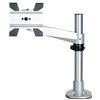 Thumbnail 1 for Skrivbordsmonterad monitorarm - ledad - aluminium - premium