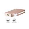 Thumbnail 4 for USB C Multiport Video Adapter with HDMI, VGA, Mini DisplayPort or DVI - USB Type C Monitor Adapter to HDMI 1.4 or mDP 1.2 (4K) - VGA or DVI (1080p) - Rose Gold Aluminum