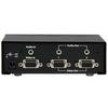 Thumbnail 3 for Duplicador Bifurcador Divisor Video VGA  y Audio de 2 puertos 400MHz - Splitter Multiplicador HD15