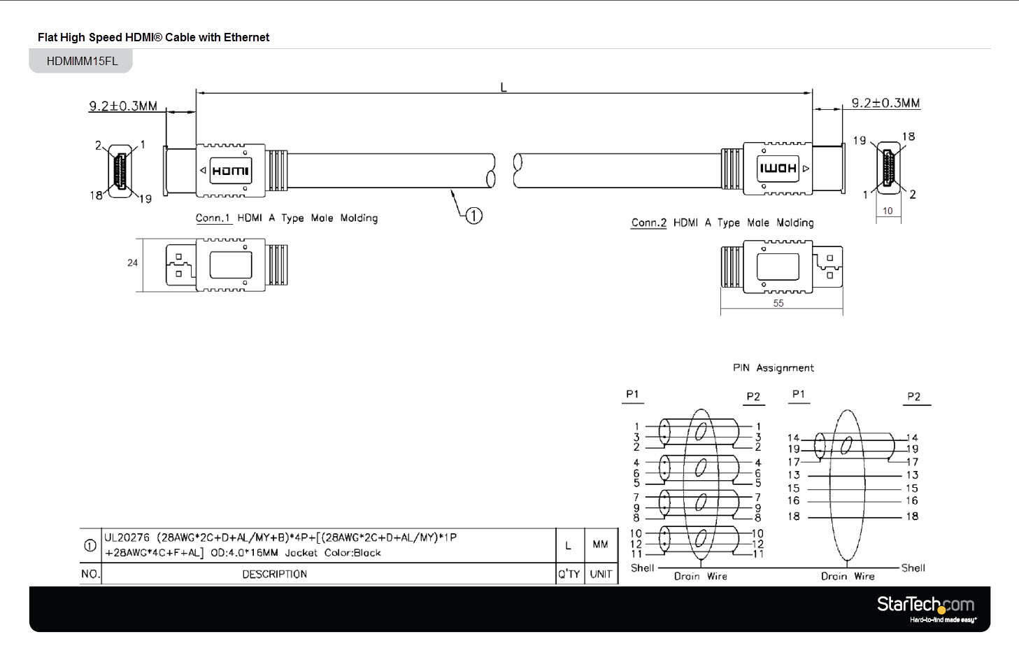 Diagram  Wiring Diagram For Hdmi Cables Full Version Hd