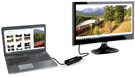 USB 3.0 Video Adapters